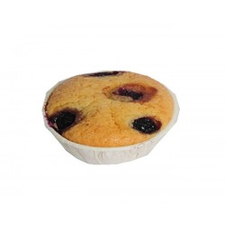 Blueberry Friand (Flourless)