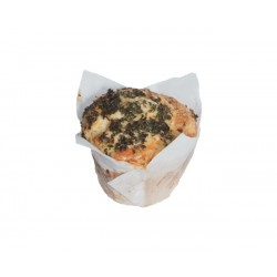 Cheese, Chive & Onion Muffin
