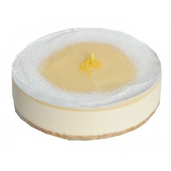 Lemon Mango Cheesecake
