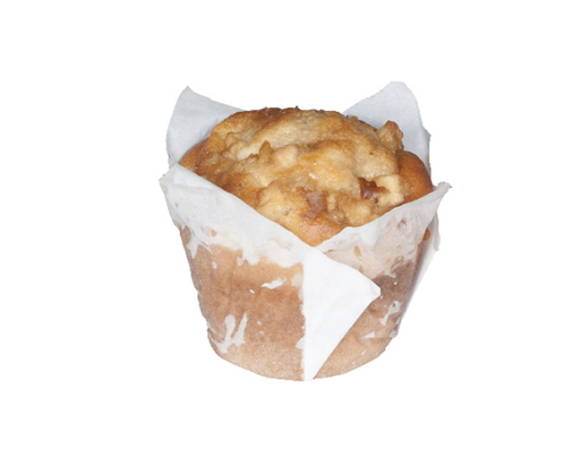 Apple & Cinnamon Muffin