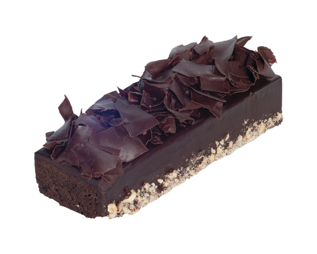 Choc Pear Log