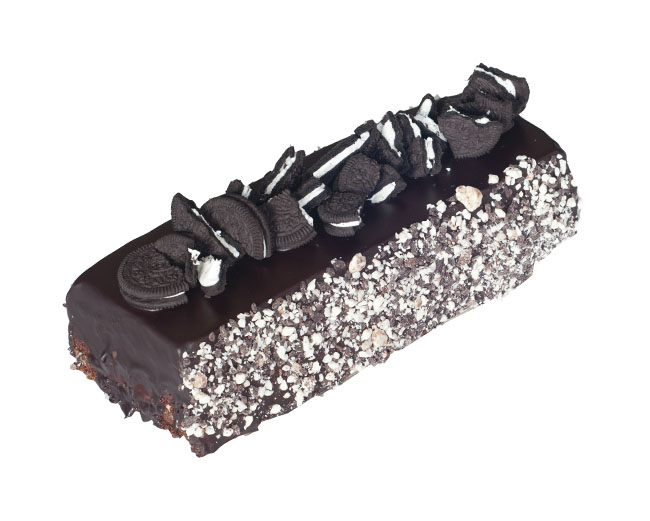 Cookies & Cream Log