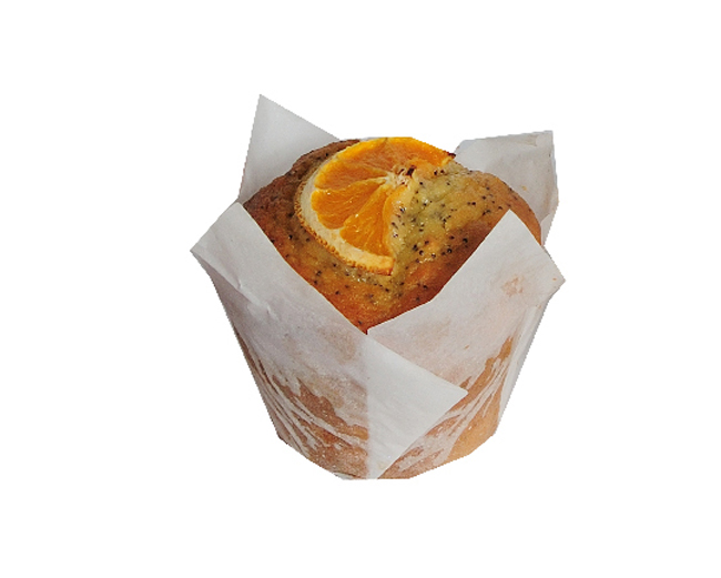 Orange & Poppyseed Muffin